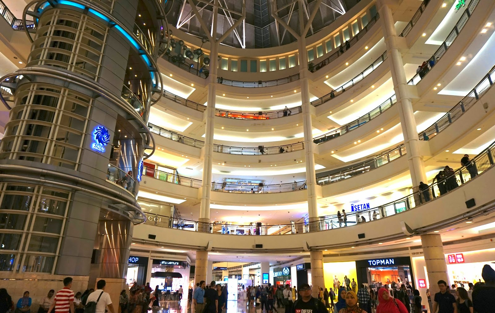 how to get from kl sentral to klcc