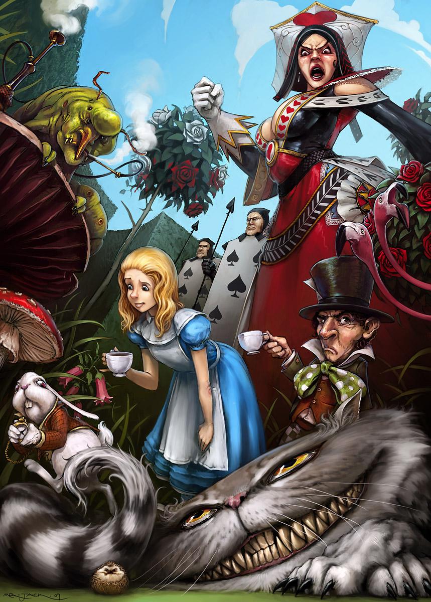 alice in wonderland 3d torrent download