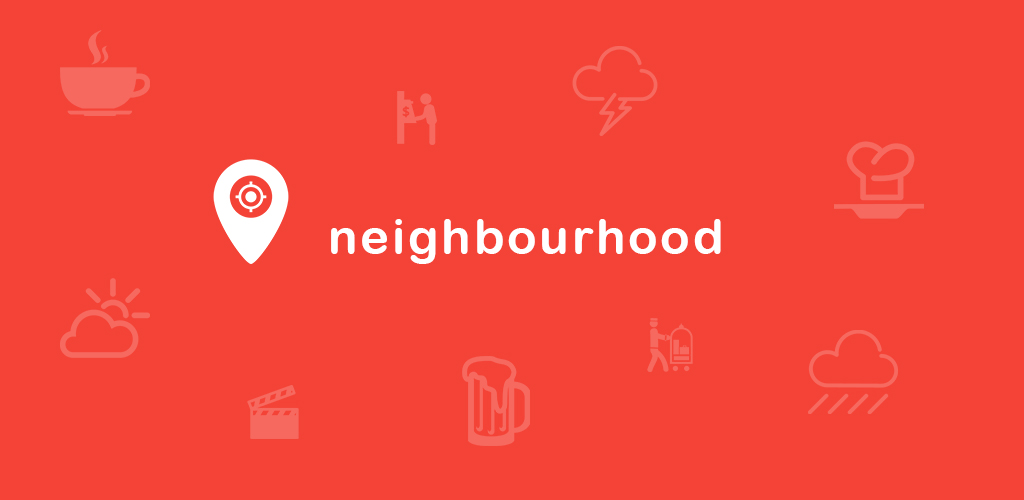 Neighbourhood Android App
