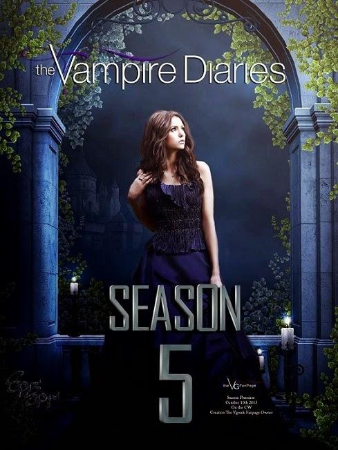 The Vampire Diaries Season 5 (TV Series) [2014] [NTSC/DVDR] Ingles, Subtitulos Español Latino