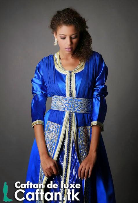 Caftan 2014 | robe de soirée attrayante