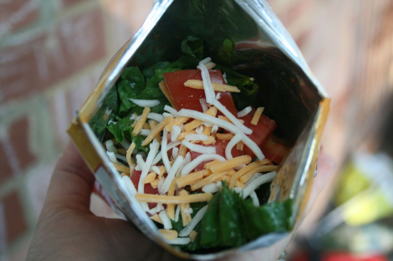 Recipe Shoebox: Walking Tacos (or Tacos in a Bag)