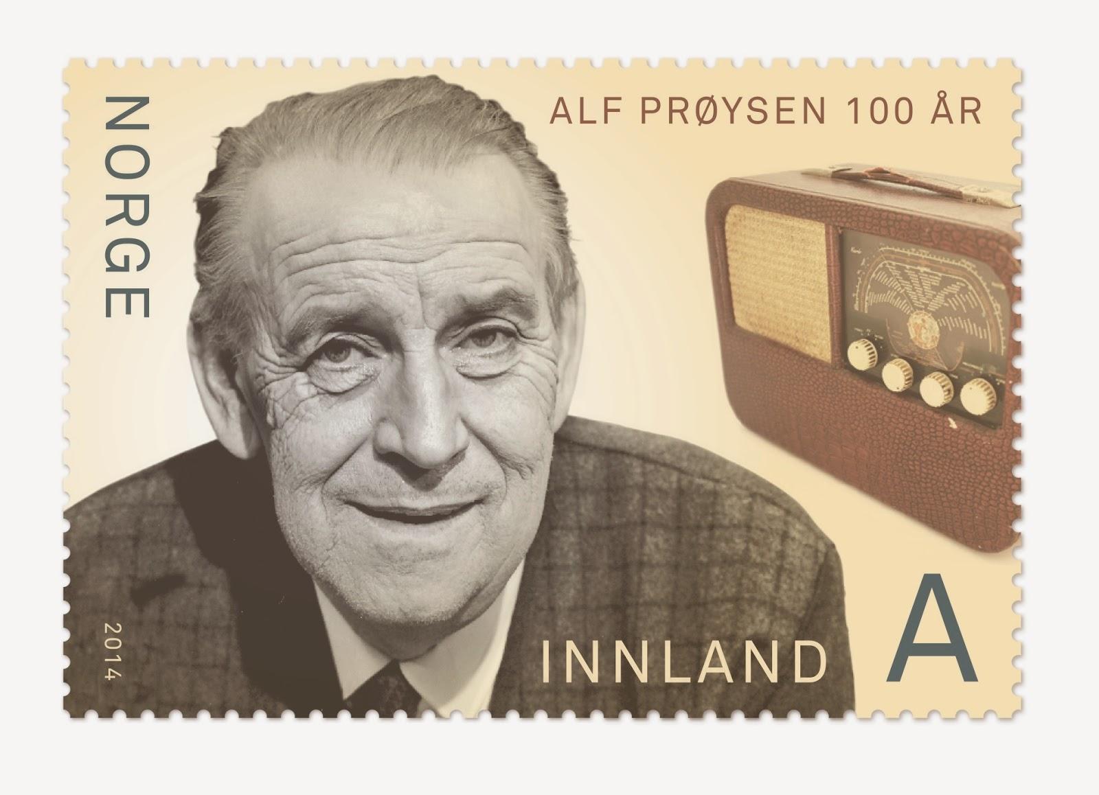 Alf Prøysen [23 de julio de 1914 – 23 de noviembre de 1970