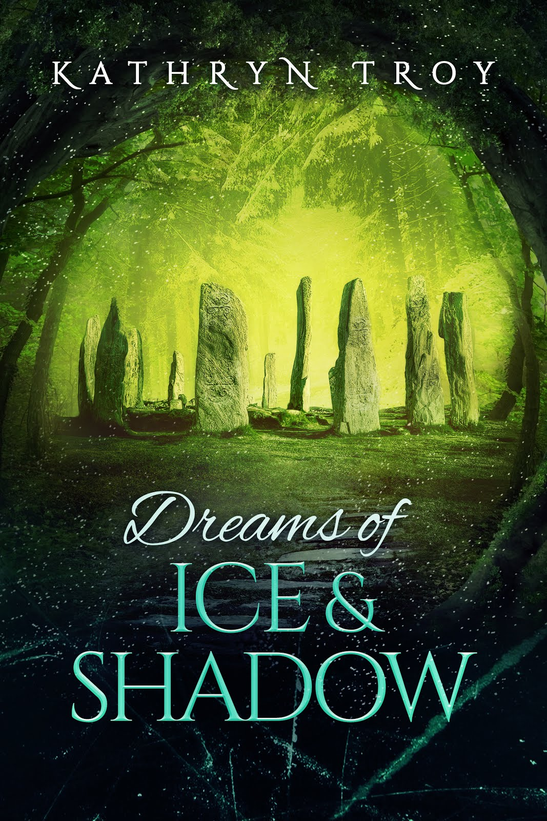 Frostbite Book 2: Dreams of Ice and Shadow Available Now!