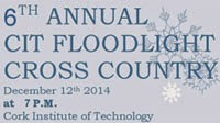 Open Cross Country in CIT...Fri 12th Dec 2014