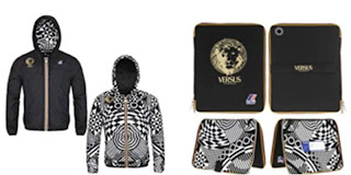 Versus Versace and K-Way: A special one-off collaboration with attitude and style