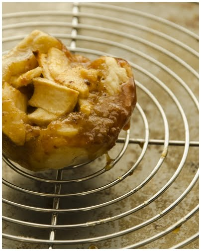 Whisk: a food blog: Caramel Apple Tarts