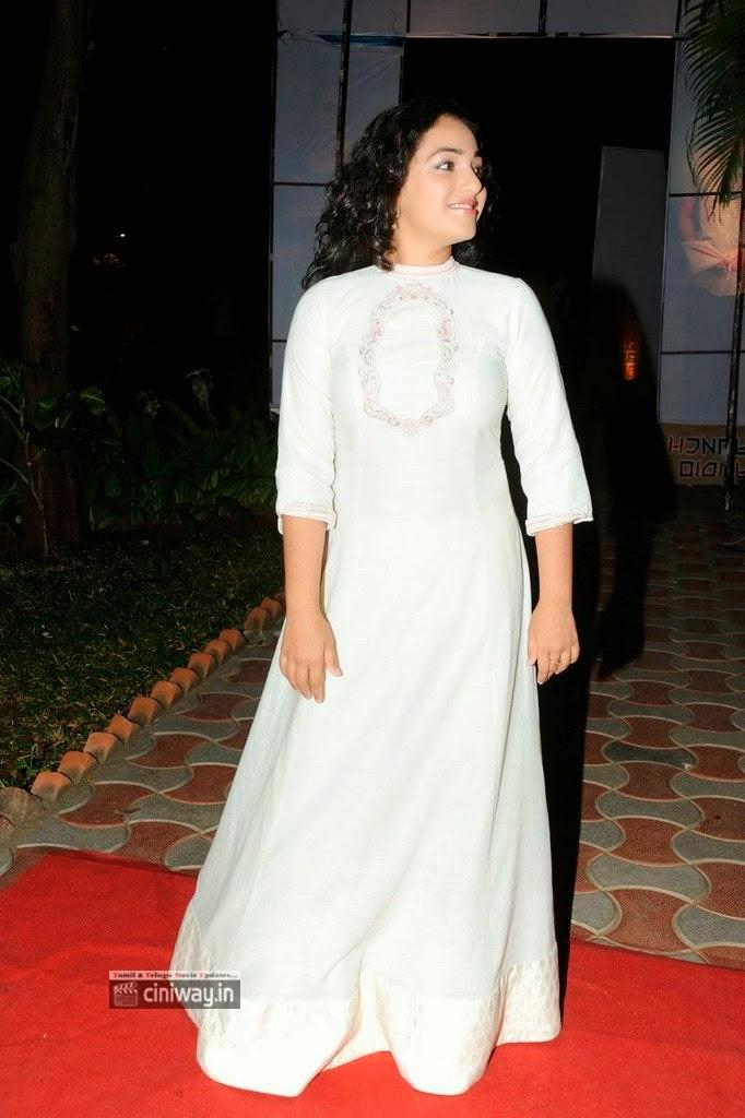 Nithya-Menen-Stills-At-Malli-Malli-Idi-Rani-Roju-Movie-Audio-Launch