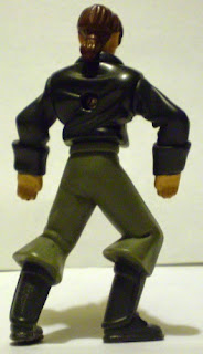 Back of McDonald's Treasure Planet Jim Hawkins action figure