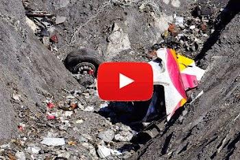 ΒΟΜΒΑ ΑΠΟΚΑΛΥΨΗ: Η υποτιθέμενη συντριβή του αεροσκάφους Germanwings ειναι μια NEA AΠΑΤΗ!!! ΙΔΟΥ ΟΙ ΑΠΟΔΕΙΞΕΙΣ