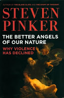 Cover of The Angels of Our Better Nature by Steven Pinker