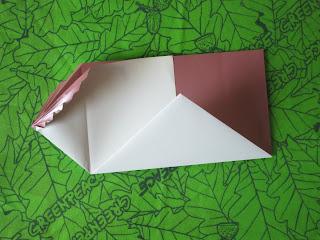 Конверт из бумаги фото