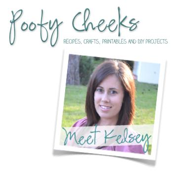 Poofy Cheeks - Kelsey via Funky Junk Interiors