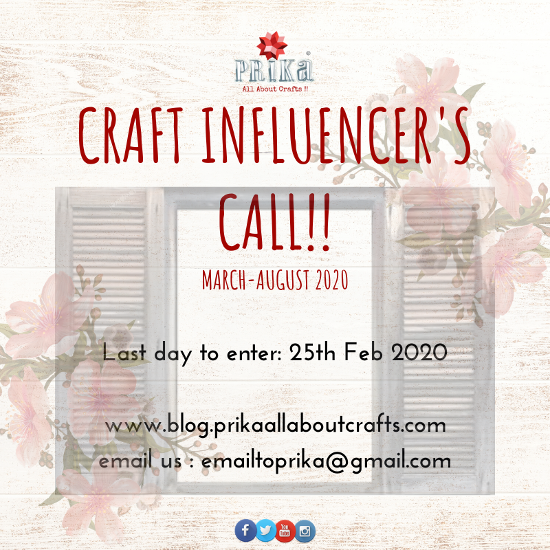 Craft Influencer's Call