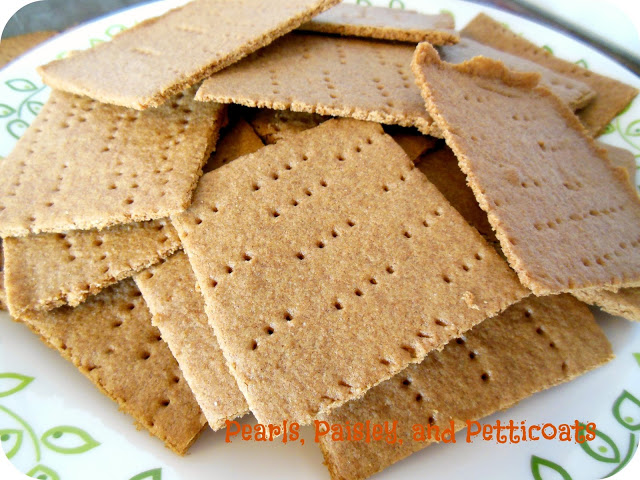 homamde graham crackers