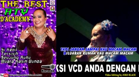 Download Album The Best Aty D'Academy 2015