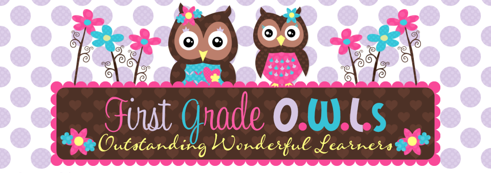 Mrs. Lyndi's First Grade Owls