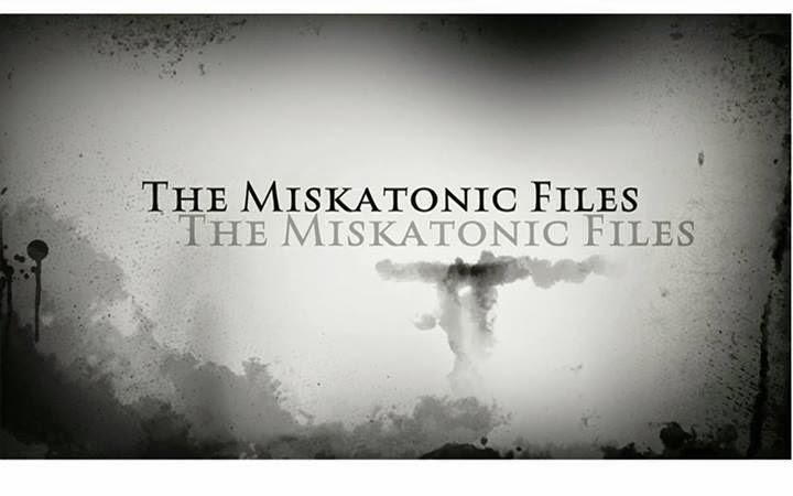 The Miskatonic Files INDIE-GOGO Campaign