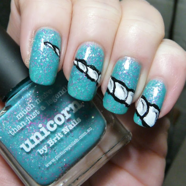 unicorn-nail-art-cartoon