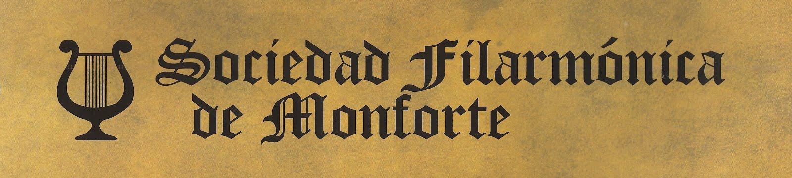 Sociedad Filarmónica de Monforte de Lemos