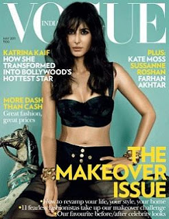 Katrina Kaif Vogue India Coverpage Photo