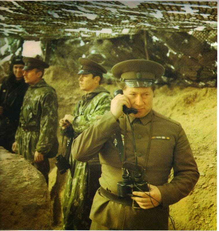 Fulda 1984 SovietFieldCommandpost