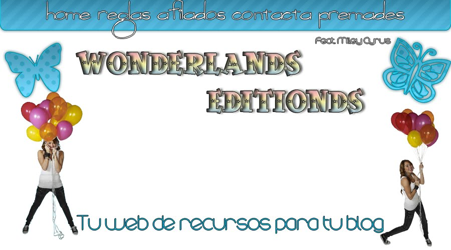 Wonderlands Editions