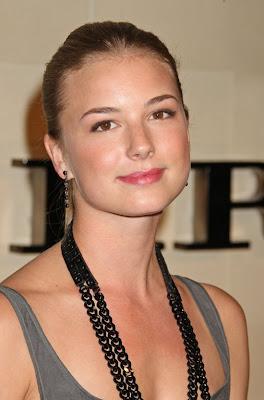 Emily Vancamp actriz de cine