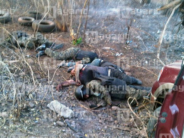 borderland beat rival gunmen clash in nayarit 28 deaths