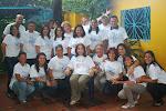 Comité Organizador del 6to Encuentro con la Literatura y el Audiovisual para niños y jóvenes.