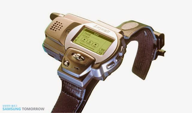 Apakah Anda tahu bawah Samsung pernah merilis jam pintar pada tahun 1999?
