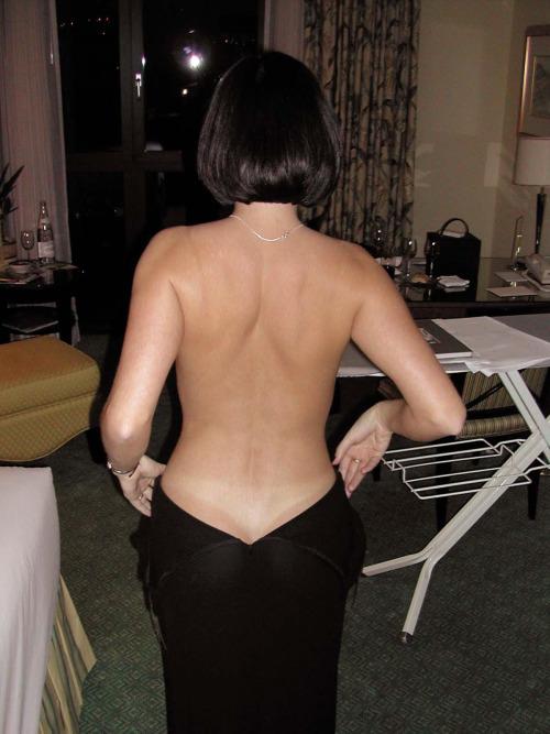 Butt sex creampie