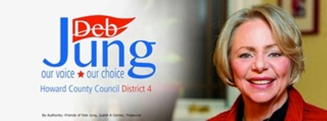 Deb Jung for Howard County Council 4