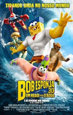 Bob Esponja: Um Herói Fora d'Água - filme
