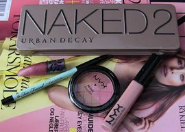 Giveaway - Urban Decay, Nyx and Too Faced