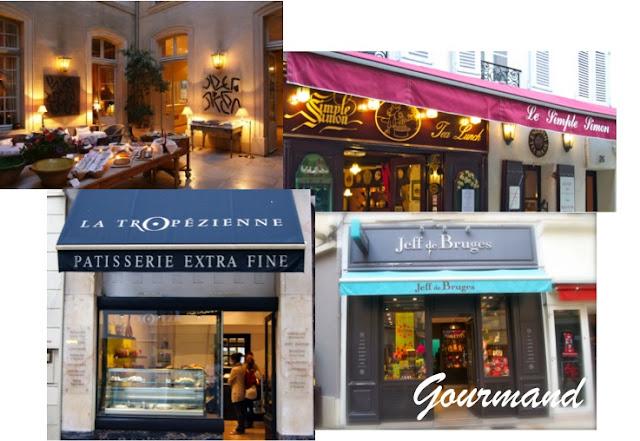 Un moment gourmand- Avignon