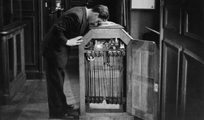 kinetoscopio de Edison