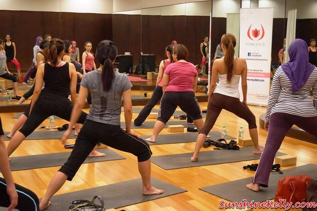 Vibrance, Vubrance Kegel Device, Kegal Exercise, Pelvic Floor Muscle, Yoga Class, Myoga