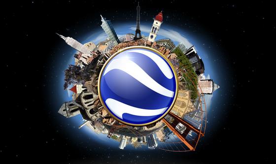 La chasse aux trésors autour du monde sur Google Earth