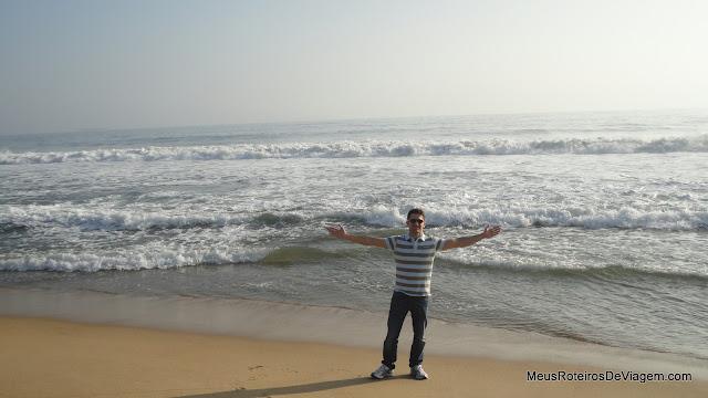 Oceano Pacífico - Viña del Mar, Chile