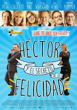 Hector y el Secreto de la Felicidad Poster