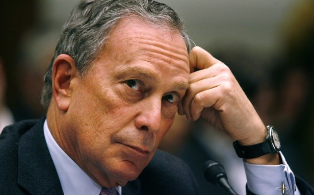 14 Billionaires Who Built Their Fortunes From Scratch - MICHAEL BLOOMBERG
