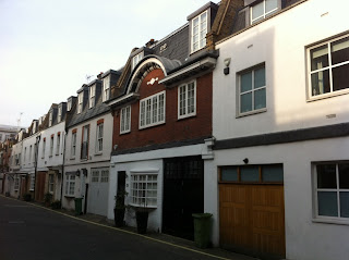 Dunstable Mews, London W1