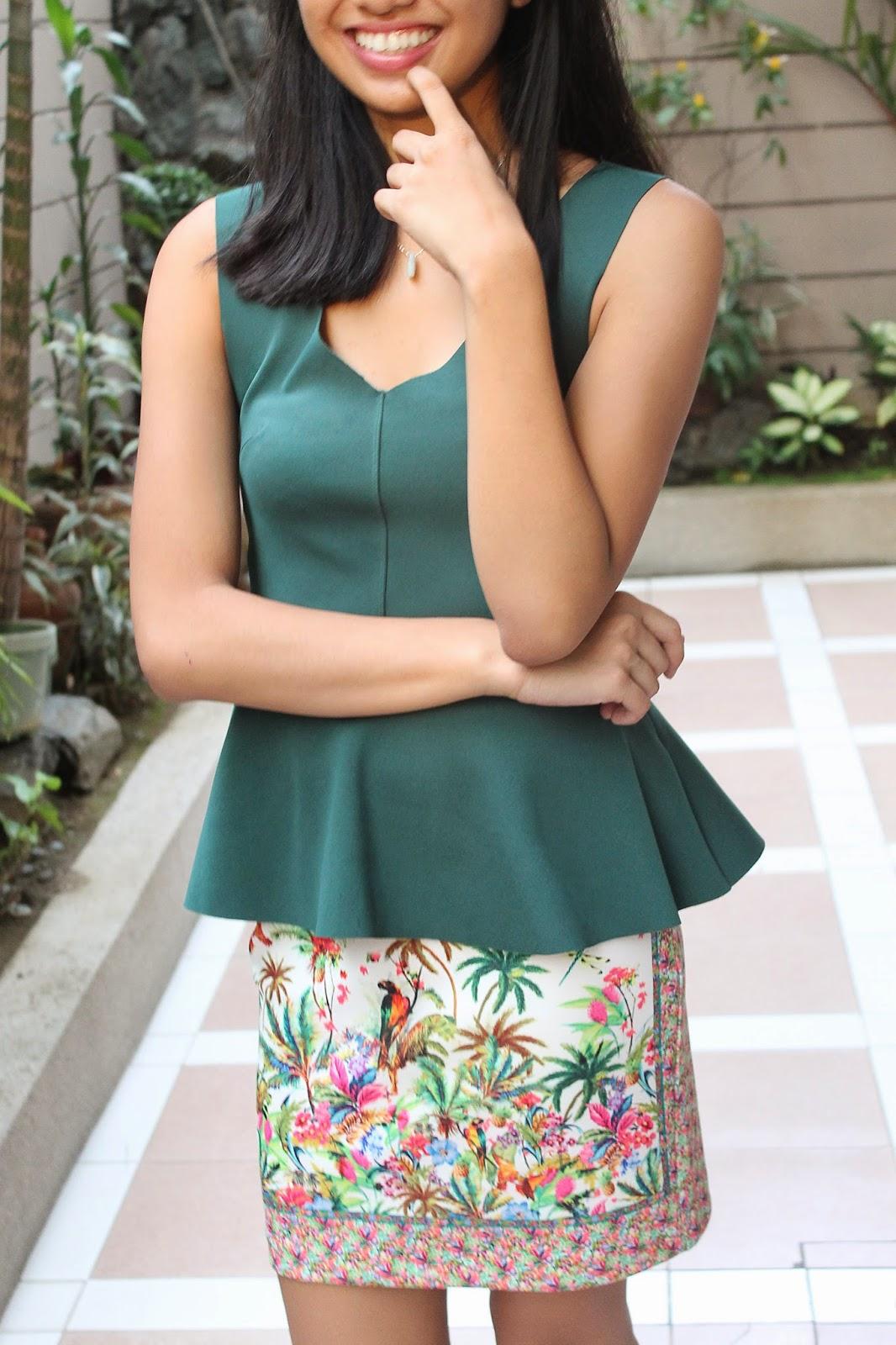 Fashion: Prima Donna (colors and bold pieces)