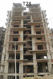 Amrapali La Residentia :: Construction Update