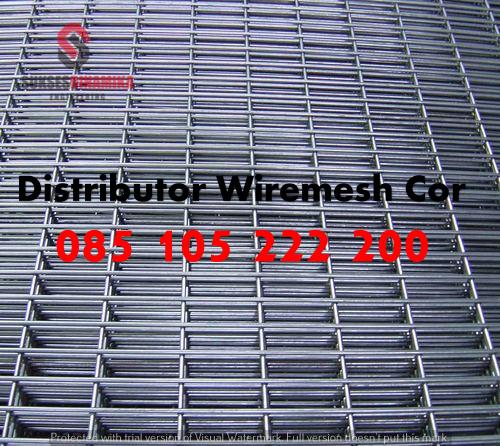 Pabrik Wiremesh Per Meter Kirim ke Surabaya Jawa Timur