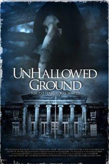Unhallowed Ground Poster