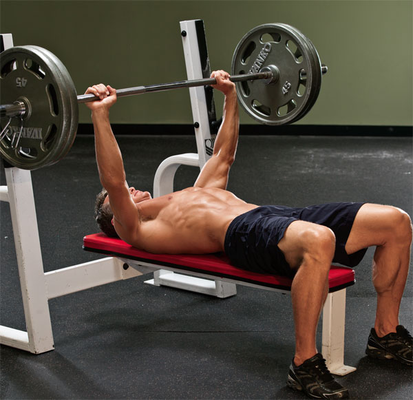 Bench Press Workout Routine