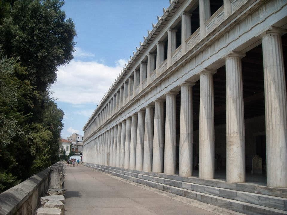 atenas athens templos