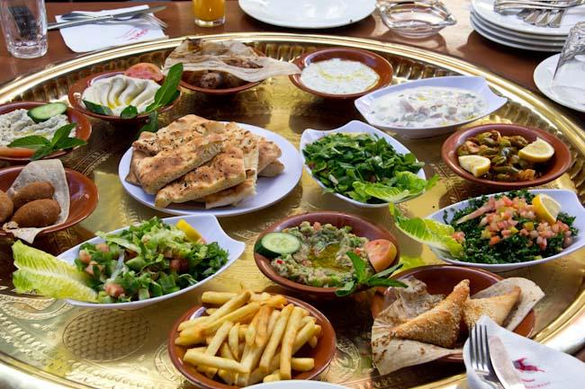 Restaurant Food Amman